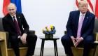 Trump bromea con Putin sobre interferencia rusa en las elecciones