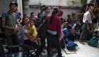 Más de 450 migrantes detenidos en redadas en Veracruz