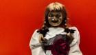 Annabelle visita los estudios de CNN en Español