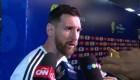 """Lionel Messi: """"Brasil será complicado porque es fuerte y juega de local"""""""