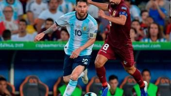 """""""Un Messi bajo"""": Juan Pablo Varsky y su análisis del triunfo de Argentina ante Venezuela"""