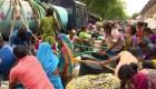 Se agrava el estiaje en India