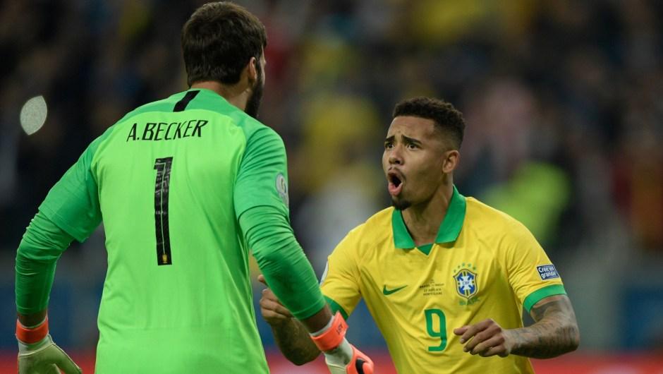 brasil becker gabriel jesus