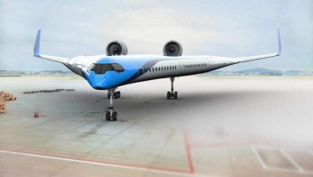 Flying V pasajeros alas
