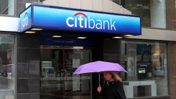 Alza en las ganancias de Citigroup