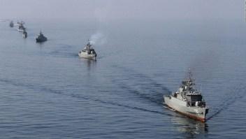 ¿Alerta en el Golfo Pérsico ante acción iraní a petrolero británico?