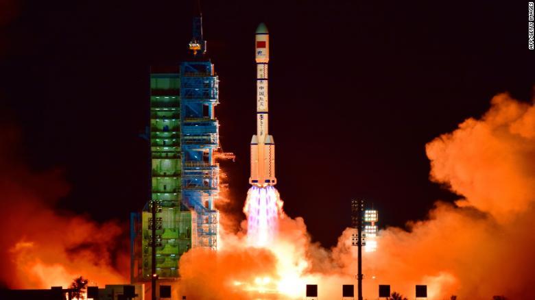 China Tiangong 2