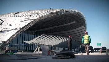 Este megaaeropuerto en Beijing es único en el mundo