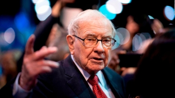 Un regalo de Warren Buffett: US$ 3.600 millones
