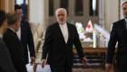 Canciller de Irán advierte de las consecuencias de un conflicto con EE.UU.