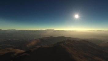 El dinero detrás del eclipse solar