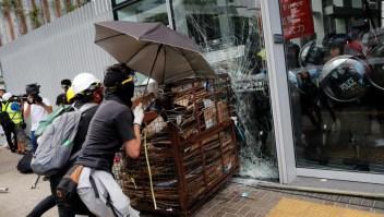 Protestas Hong Kong razones