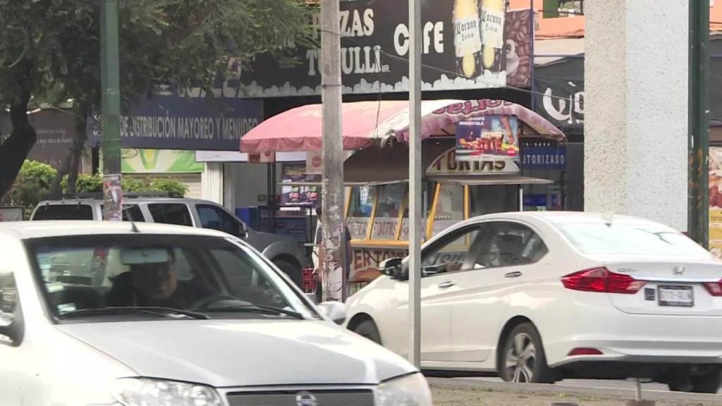 La Guardia Nacional, también presente en Ciudad de México