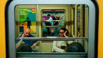 Las cinco líneas más congestionadas del mundo