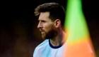 Messi descargó su enojo tras la derrota de Argentina