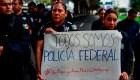 "Iván Chávez: ""No nos estamos negando a pertenecer a la Guadia Nacional"""