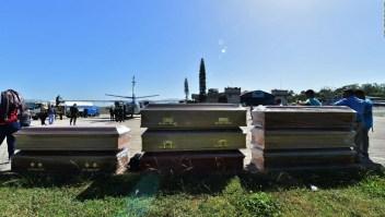 Investigan la causa de naufragio en Costa Atlántica de Honduras