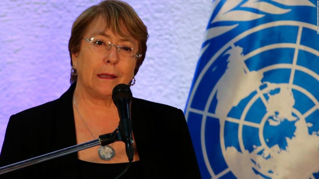 ¿Qué dicen en Venezuela sobre el informe de Michelle Bachelet?
