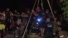 Indiana: Rescatan a niño de una alcantarilla