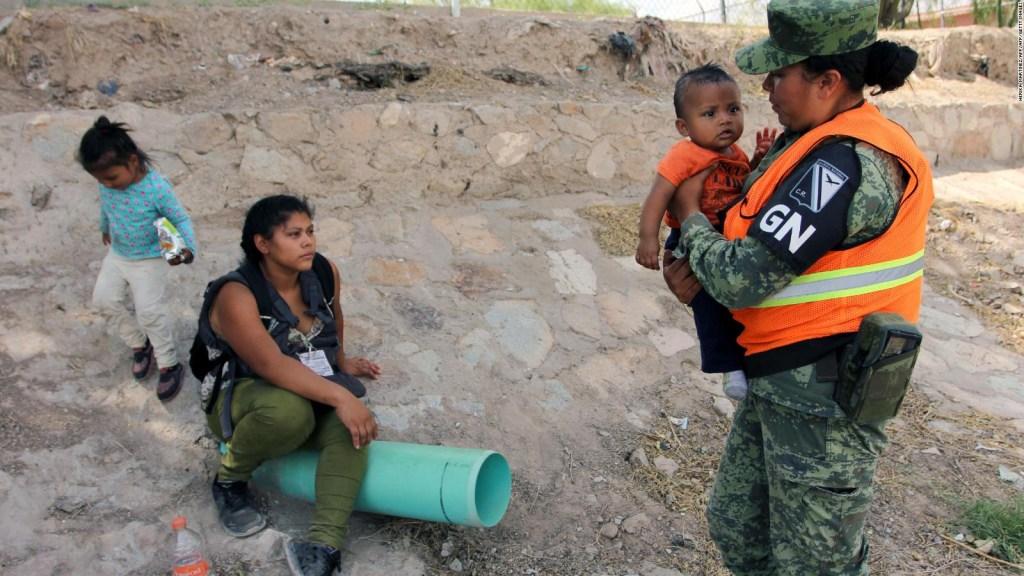 Países centroamericanos ponen en marcha operativos migratorios