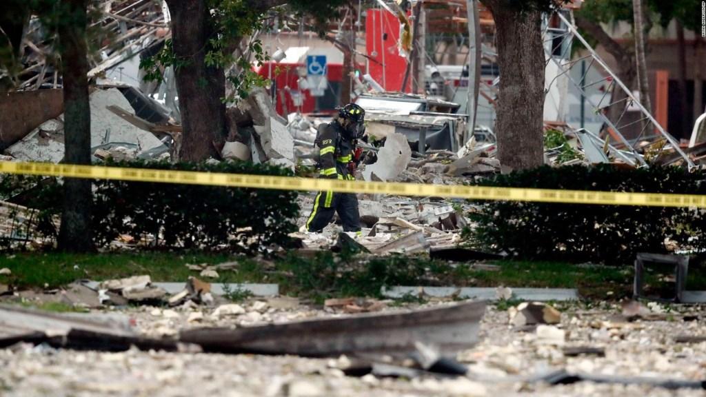 Decenas de heridos por explosión en Florida