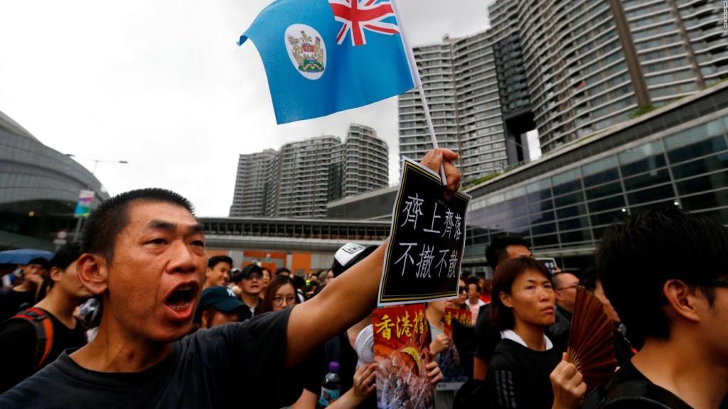 Analista: Hay un cambio muy fuerte en Hong Kong
