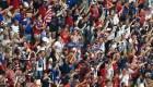 Esto gritaban en la tribuna luego de que EE.UU. saliera campeón
