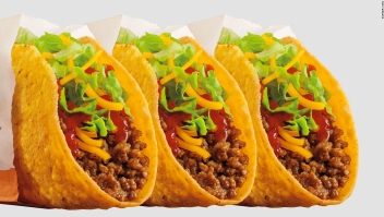 Tacos, Burger King