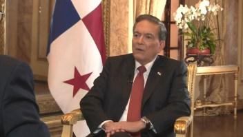 Cortizo sobre los Panamá Papers y Odebrecht