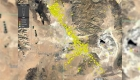 A video shows the thousands of earthquakes that occurred in California