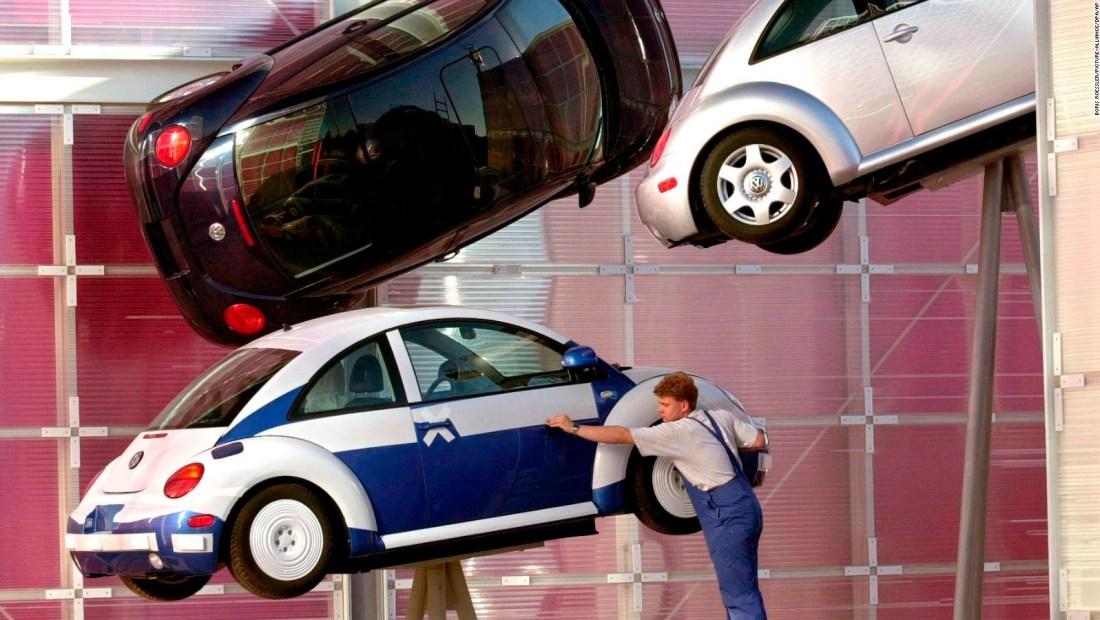 """Así es la última edición del """"escarabajo"""" de Volkswagen"""