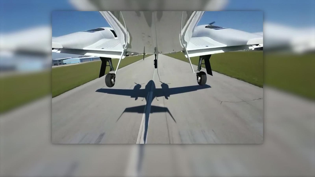 Sistema de cámaras permite aterrizaje autónomo de aviones
