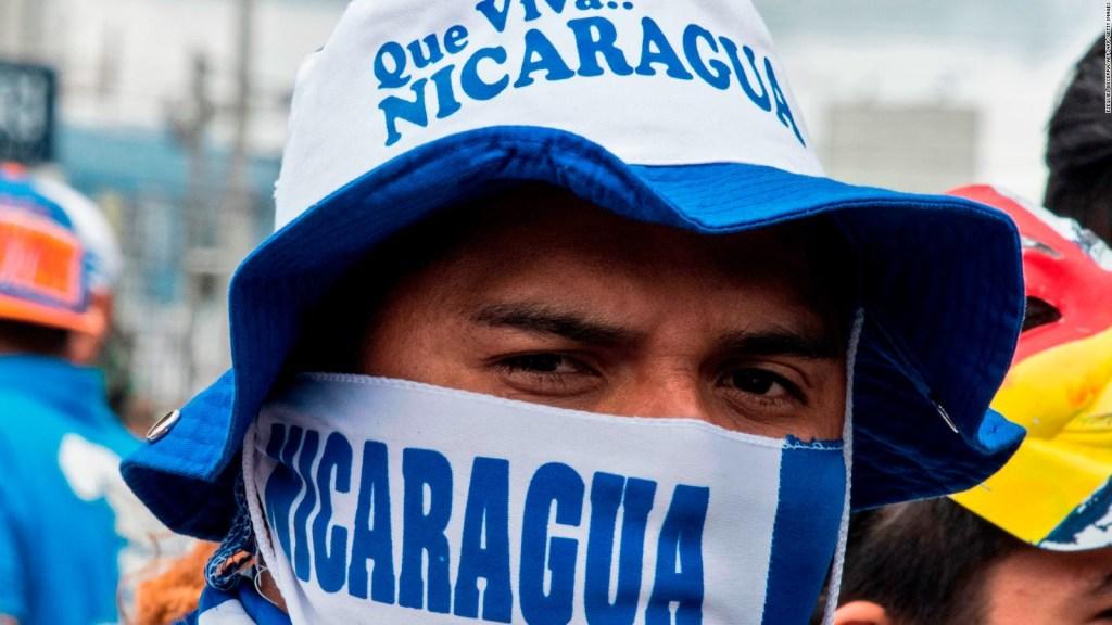 """ONU dice que en Nicaragua hay una """"violenta represión de manifestaciones"""""""