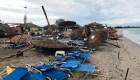 Varios muertos y heridos tras inusual tormenta en Grecia