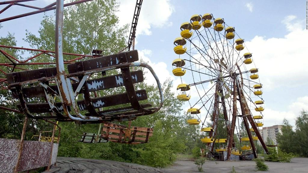 Turismo radiactivo en Chernóbil