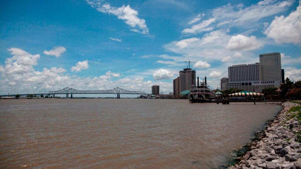 Temores en Nueva Orleans ante llegada de la tormenta Barry