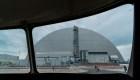 Chernobyl tiene un nuevo arco protector