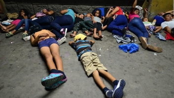El estrés del migrante
