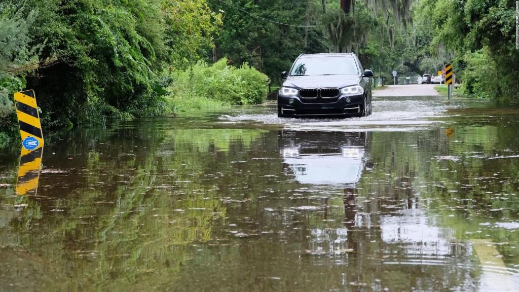 Lo que sabemos: el paso de Barry por Louisiana