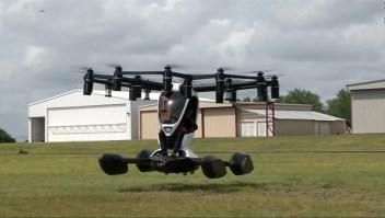 Vehículos voladores ya no son una fantasía