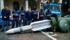 Policía italiana incauta un arsenal de guerra y parafernalia nazi
