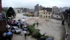 Más de 100 muertos y millones de afectados por inundaciones en Asia
