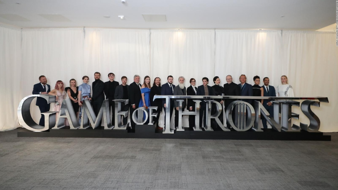 """Game of Thrones"" rompe récord de nominaciones Emmy"