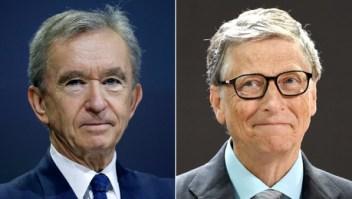 Estas son las personas más ricas del mundo