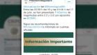Una cadena de sismos provocó insomnio en la capital mexicana