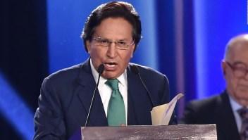 Toledo enfrenta posible extradición a Perú