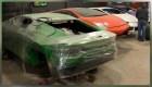 Padre e hijo detenidos en operativo de autos falsificados en Brasil