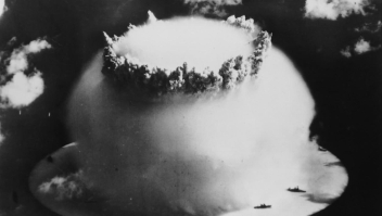 Las islas Marshall son radioactivas