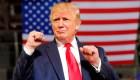 La economía no es el eje del discurso para la reelección de Trump