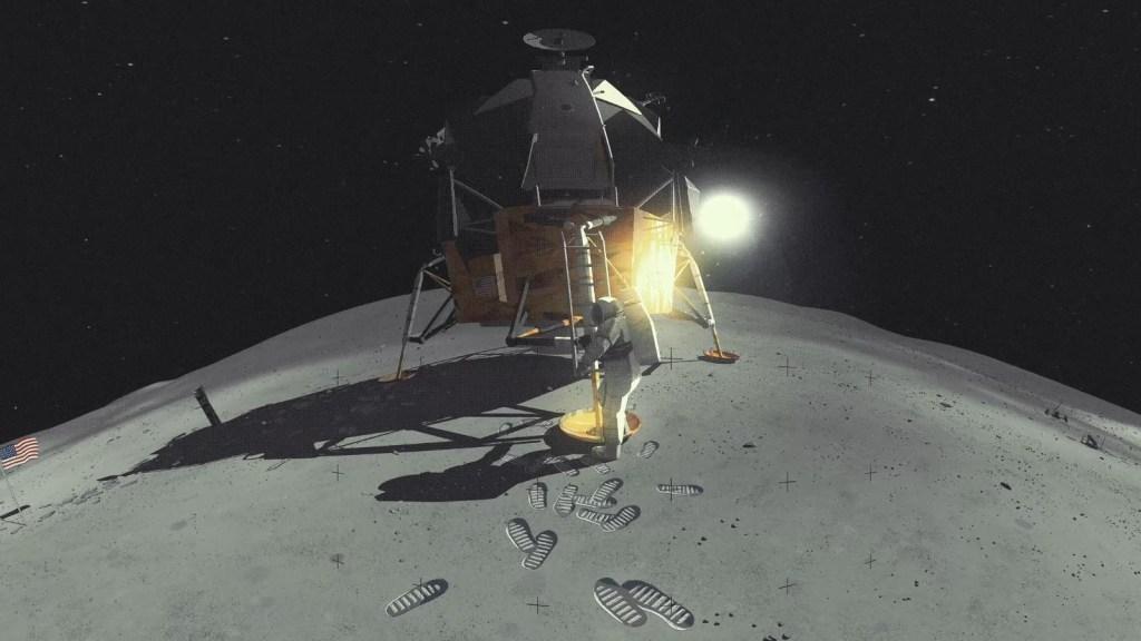 Hace 50 años el hombre llegó a la Luna